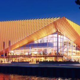 Nieuwbouw Holland Casino te Utrecht