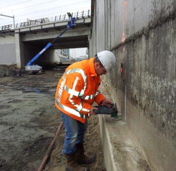 Stadsbaantunnel-Utrecht